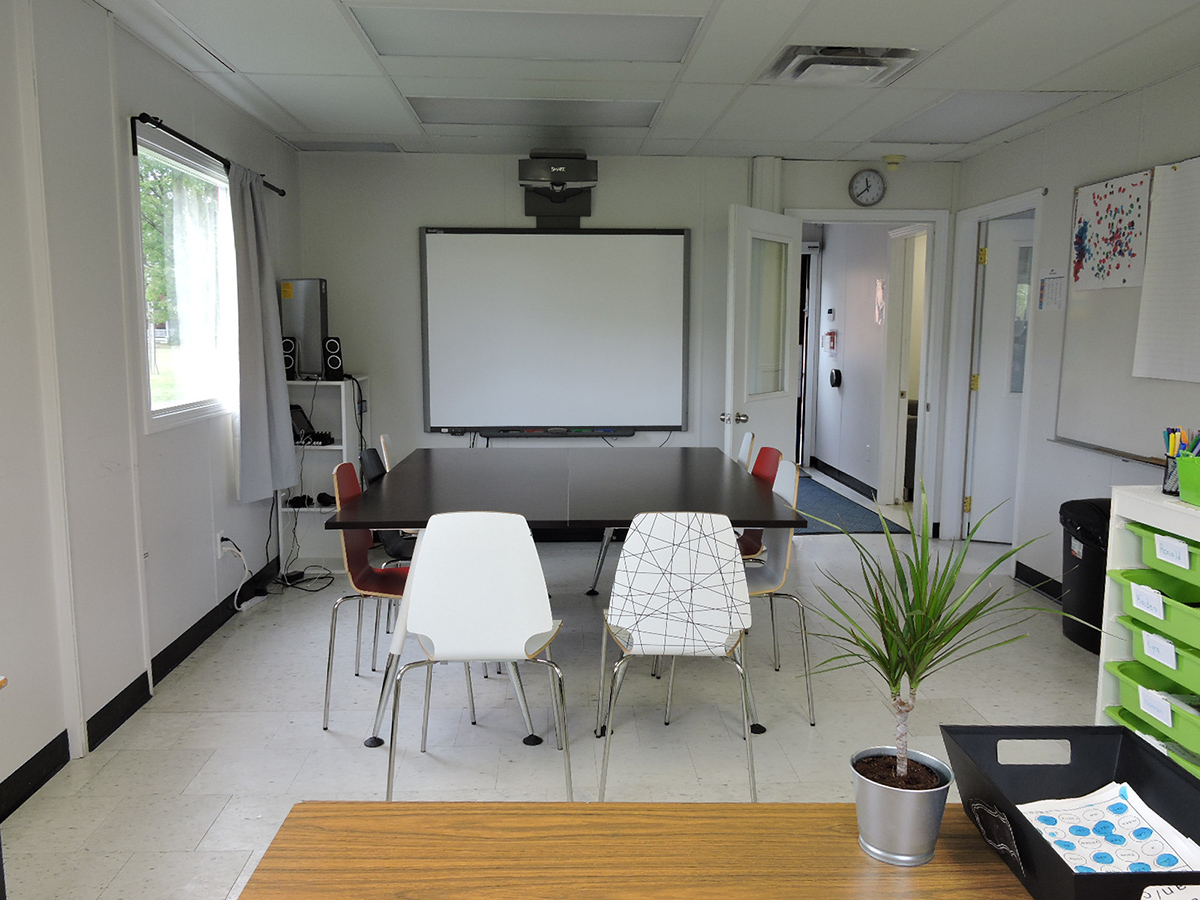 Learning Centre classroom