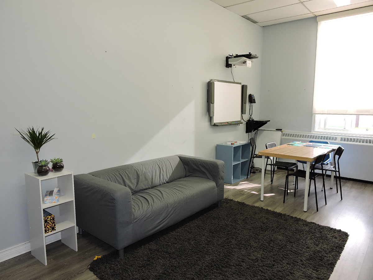 Learning Centre room